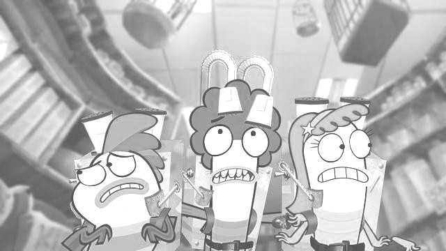 Fish Hooks Color Pages 11