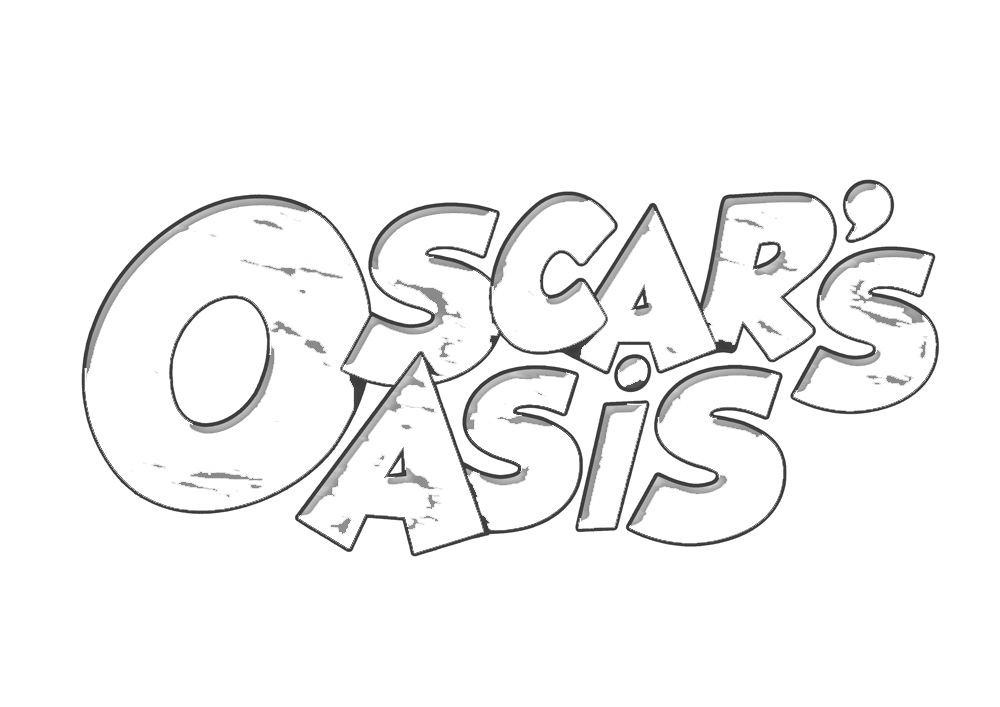 Oscars Oasis Color Pages 1
